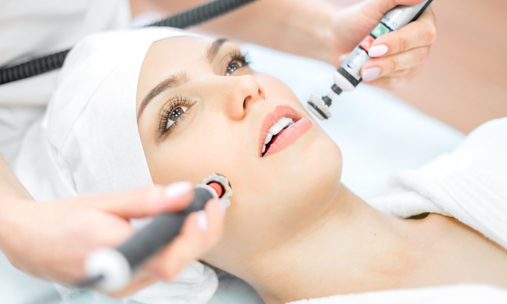 MIcrocurrent Facial Naperville